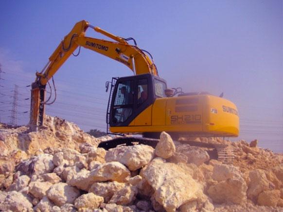 Excavator HS